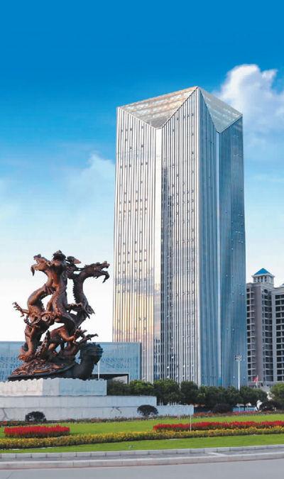 赣州银行金融大厦